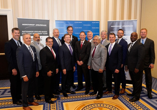 Northrop Grumman Nationwide Team for GBSD