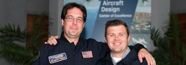 Mentoring is a joint venture at Northrop Grumman.