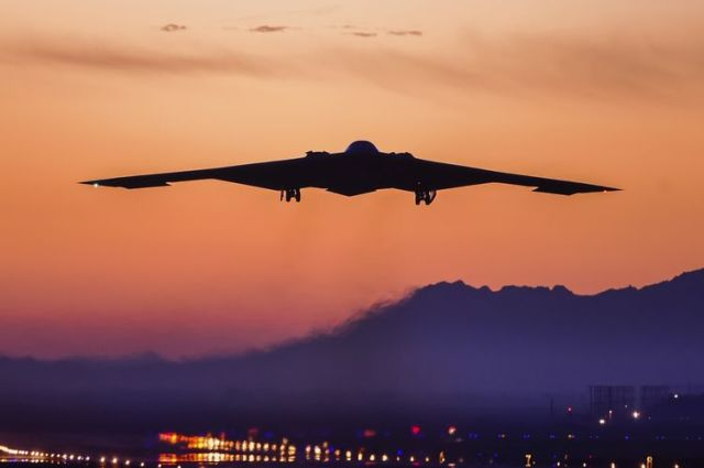 Photo Release - US Air Force Northrop Grumman Craft Plan to Increase B-2 Operational Availability