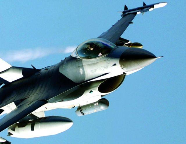 C4ISR US Air Force F-16 Fighting Falcon Northrop Grumman