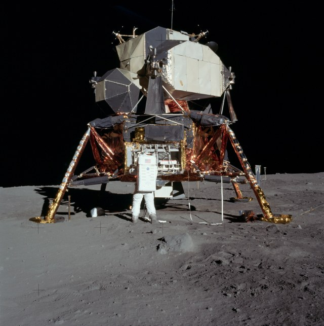 Grumman Lunar Module Apollo Program