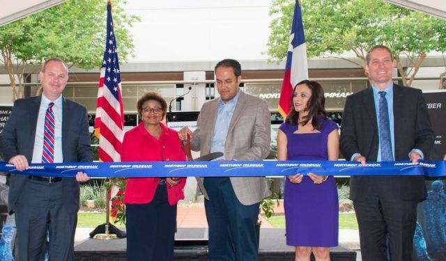 Northrop Grumman San Antonio Cyber Center Ribbon Cutting