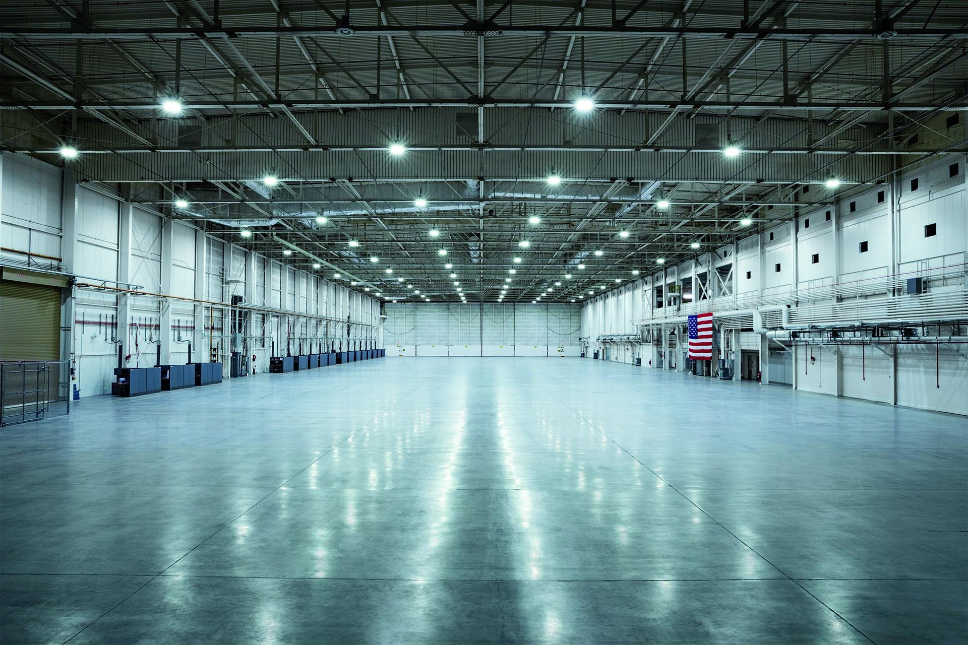 Palmdale Hanger Northrop Grumman