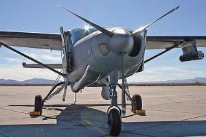AC-208 Aircraft