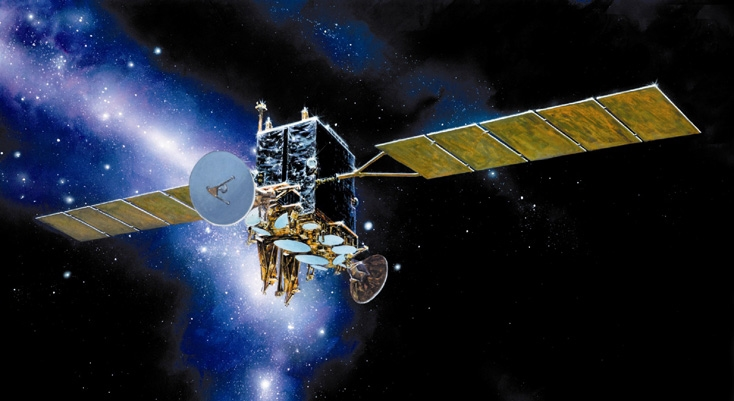 AEHF-1 (Advanced Extreme High Frequency) Satellite