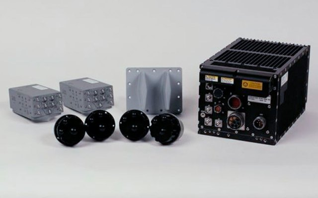 picture of AN/APR-39D(V)2 Digital Radar Warning Receiver and Electronic Warfare Management System