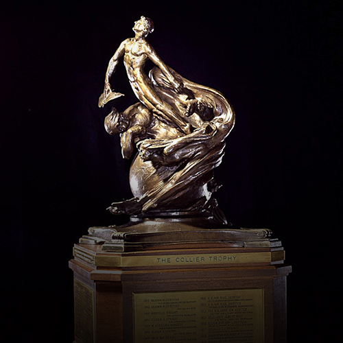 Collier Award Trophy