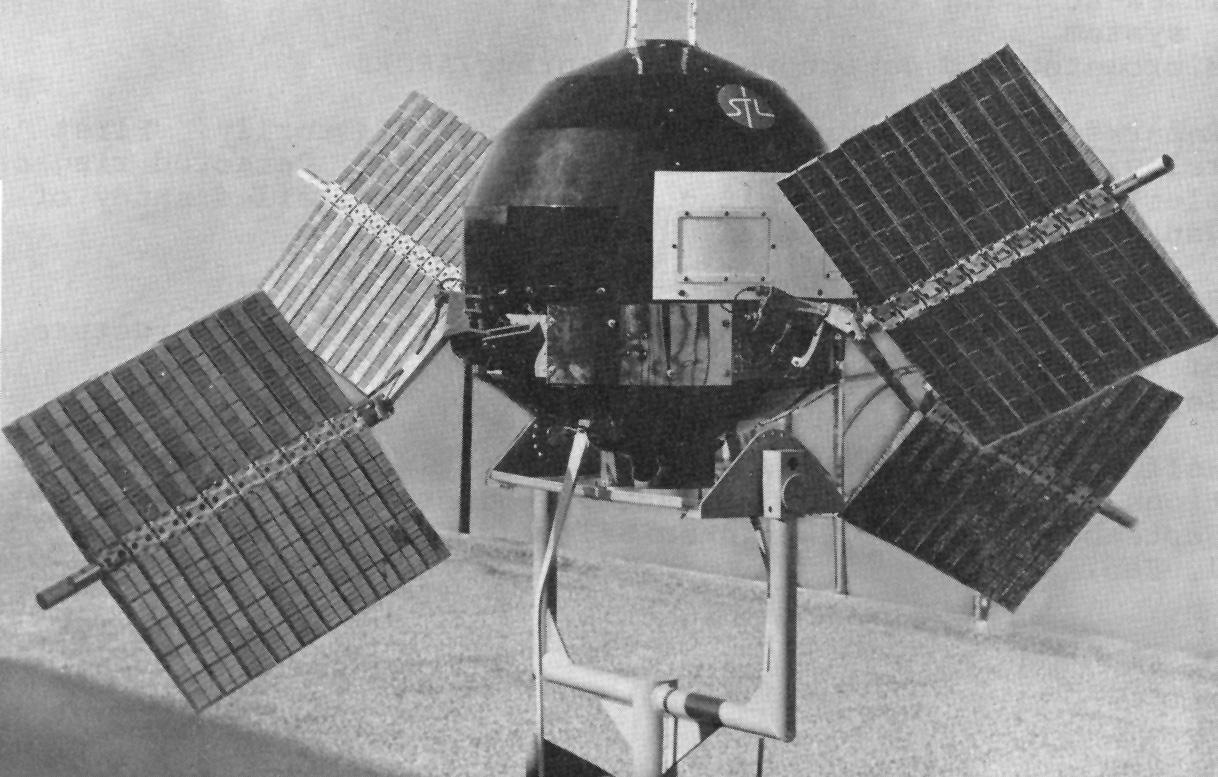 Explorer VI satellite NASA