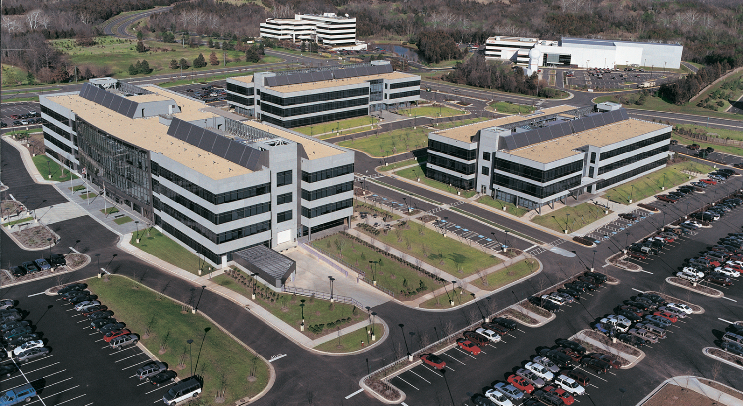 Northrop Grumman Locations — Dulles, VA