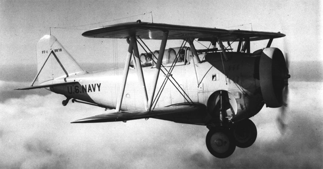 Grumman SF-1
