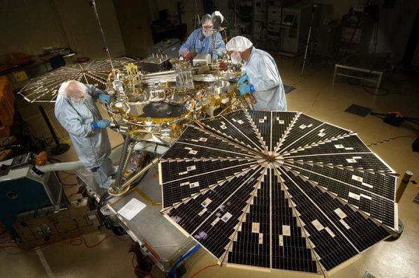 ultra flex solar array