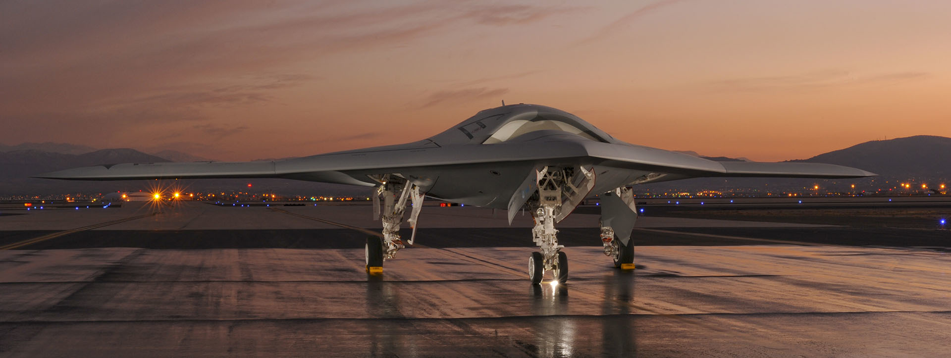 X-47B Unmanned Aircraft