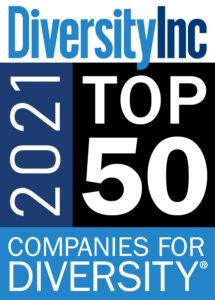 DiversityInc Top 50 Companies for Diversity 2021