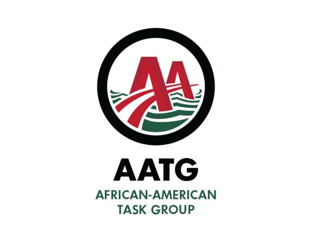 African-American Task Group logo