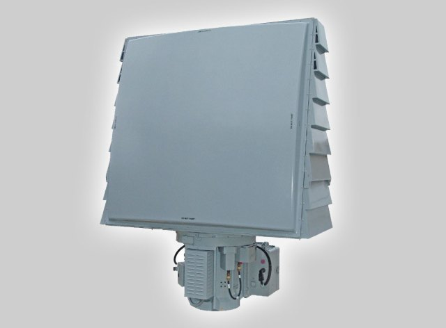 AN/SPQ-9B Radar
