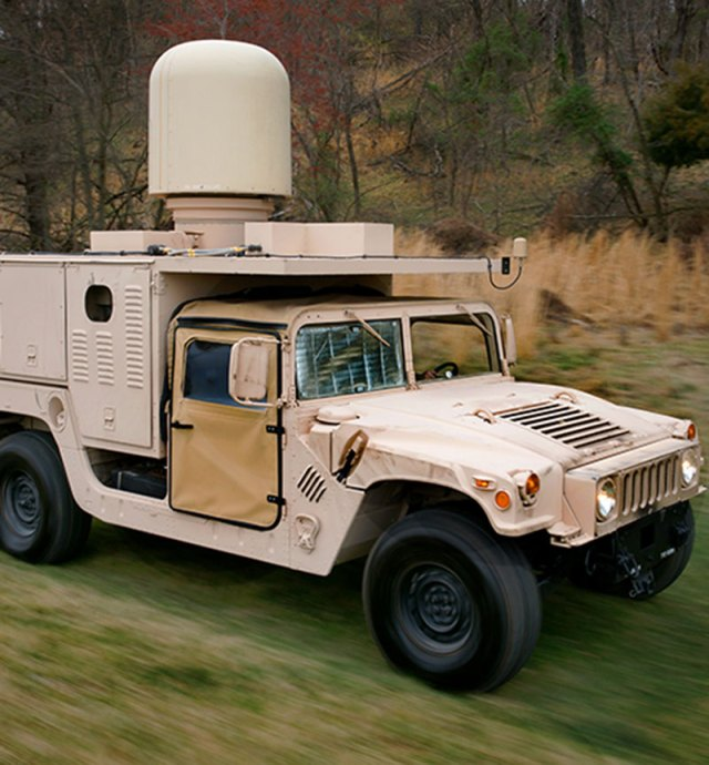 AESA - Highly Adaptable Multi Mission Radar (HAMMR)