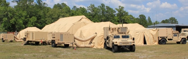 Tactical Operations Centers