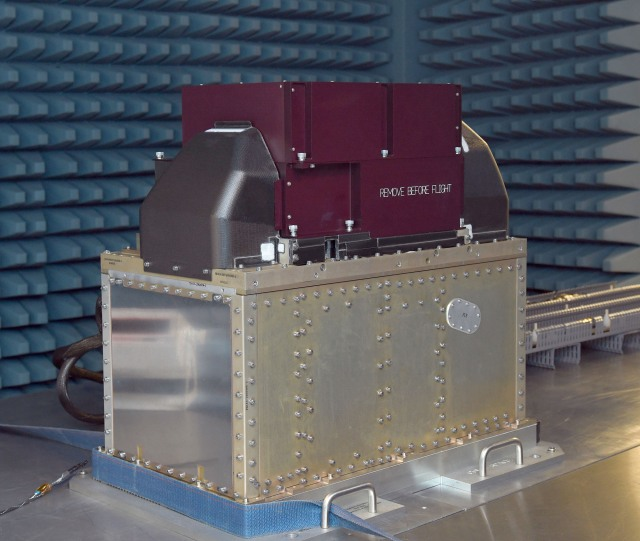 An advanced technology microwave sounder unit