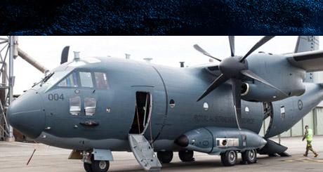 RAF C27J