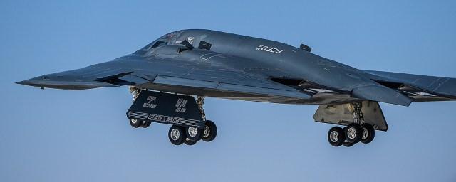 B-2 Technical Details Northrop Grumman