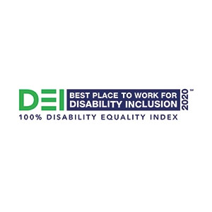 DEI Index: Best Place to Work for Disability Inclusion – 2020