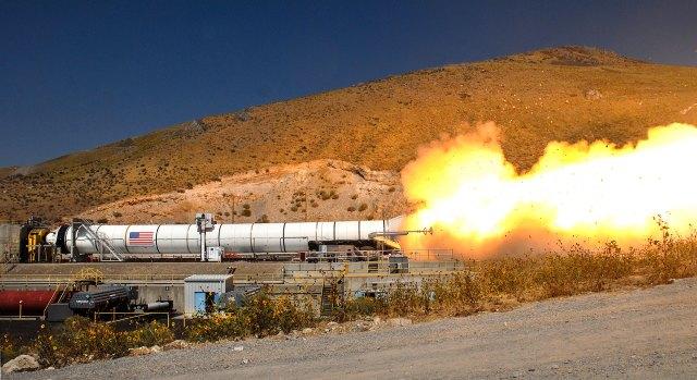 DM-3 Test Fire