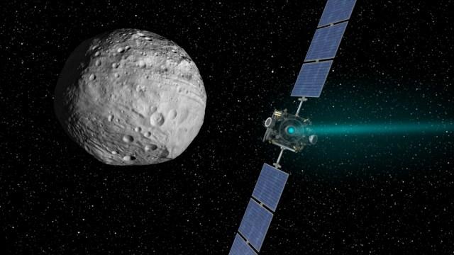 Dawn-at-Vesta-ion-beam-2
