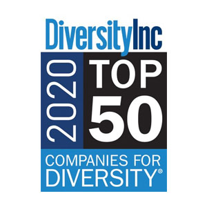 DiversityInc Top 50 Companies for Diversity – 2020