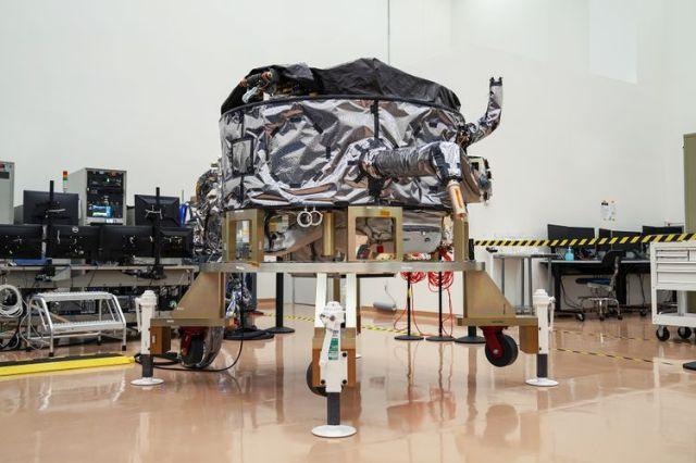 ESPAStar-D spacecraft bus