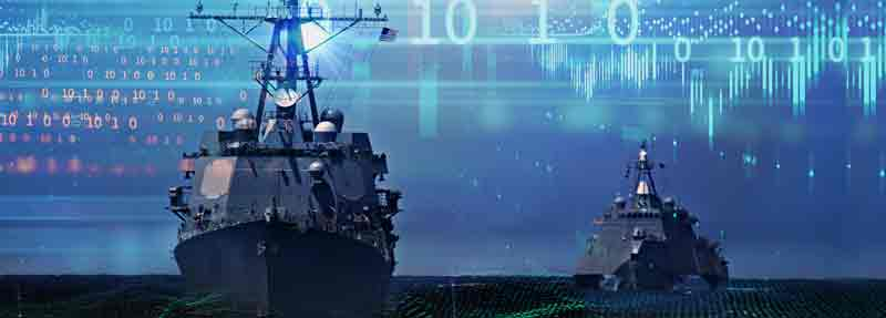 Maritime Information Warfare - Electronic Warfare