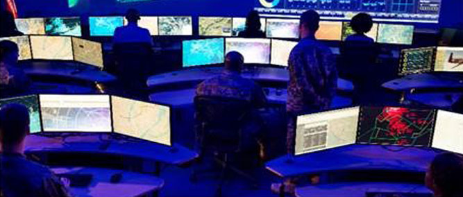 Electronic Warfare - CYBERSPACE