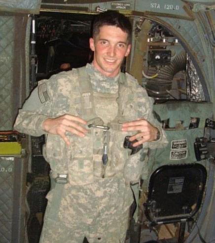 military man in uniform