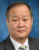 Headshot of Dong Ha, chief executive of Northrop Grumman in South Korea
