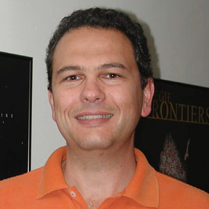 headshot of white man
