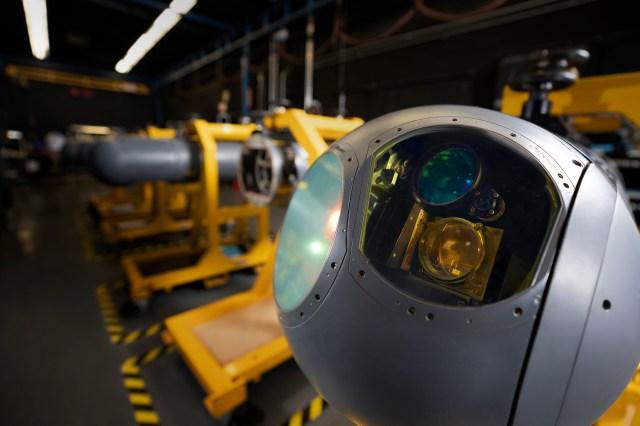 LITENING Advanced Targeting Pod Features Digital Video