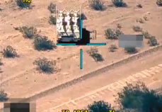 LITENING advanced targeting pod color video