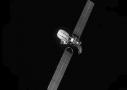Intelsat satellite in orbit