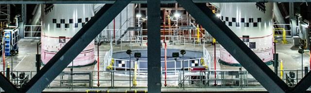 rocket facility