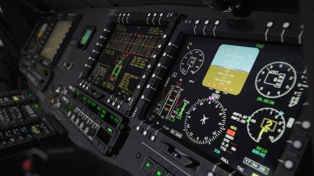 a control panel