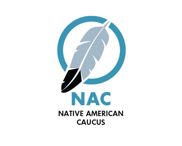 Native American Caucus logo