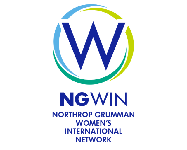 NGWIN Northrop Grumman Women's International Network logo