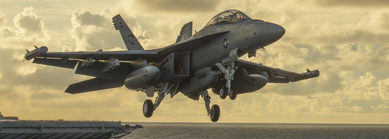 Naval Airborne Electronic Warfare