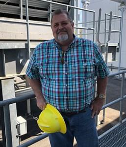 Photo of Northrop Grumman Facilities Manager