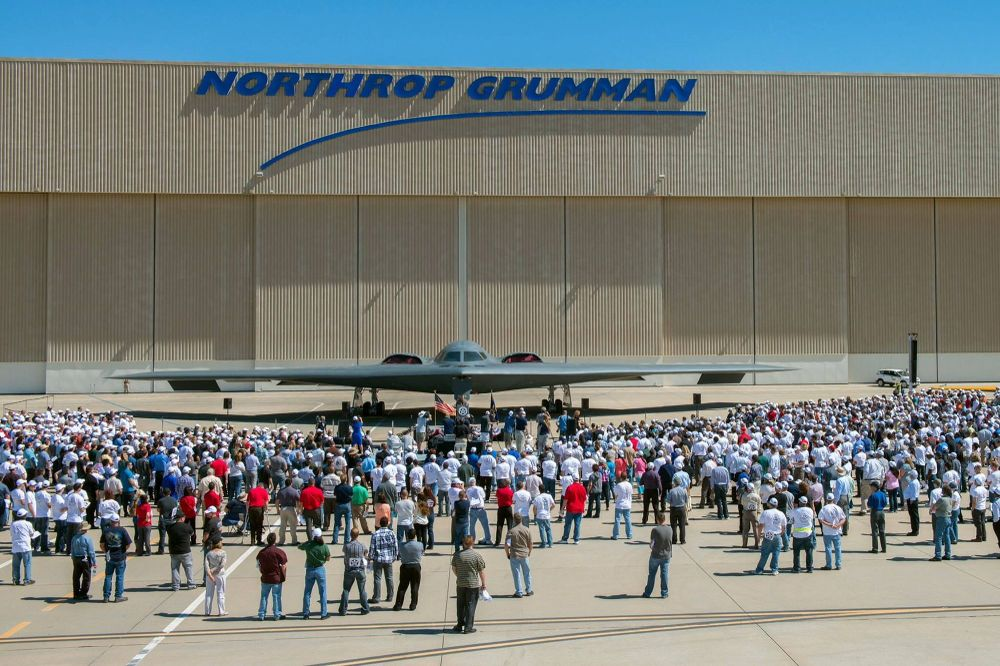 Northrop Grumman Locations — Aeronautics Systems Headquarters in Palmdale, CA