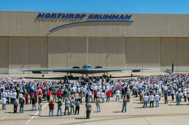 Northrop Grumman Palmdale