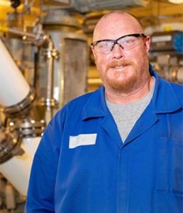 Photo of Northrop Grumman Technical Team Supervisor