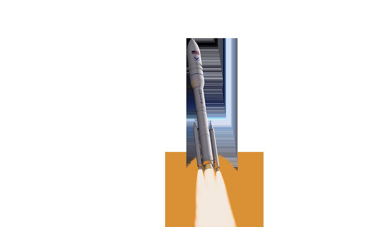 OmegA Rocket Northrop Grumman