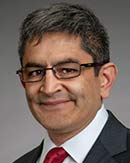 Headshot of Om Prakash, Chief Executive of Northrop Grumman in Japan