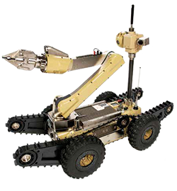 Andros Titus: A Small UGV for Big Jobs Andros Titus™: A Small UGV for Big Jobs
