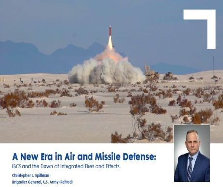 This is a document on a new era of air and missile defense